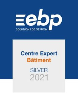 EBP Centre expert Bâtiement Silver 2021