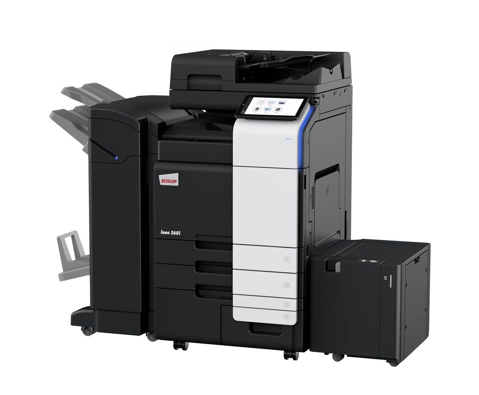 Imprimante Develop Ineo - EGT 78 Informatique